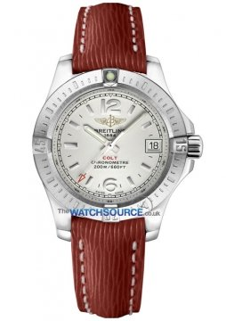 Breitling Colt Lady 33mm a7738811/g793-2lst watch