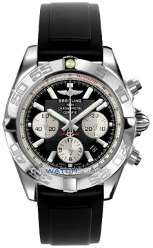 Breitling Chronomat 44 Mens watch, model number - ab011012/b967-1pro2d, discount price of £5,330.00 from The Watch Source