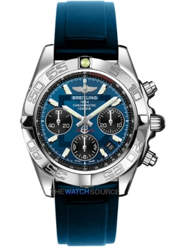 Breitling Chronomat 44 Mens watch, model number - ab011012/c789-1pro2d, discount price of £5,330.00 from The Watch Source