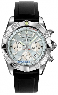 Breitling Chronomat 44 Mens watch, model number - ab011012/g686-1pro2d, discount price of £7,130.00 from The Watch Source