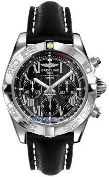 Breitling Chronomat 44 Mens watch, model number - ab011012/b956-1lt, discount price of £5,180.00 from The Watch Source