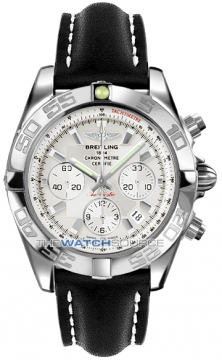 Breitling Chronomat 44 Mens watch, model number - ab011012/g684-1lt, discount price of £5,180.00 from The Watch Source