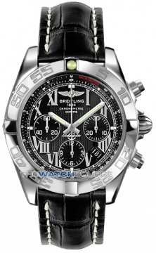 Breitling Chronomat 44 Mens watch, model number - ab011012/b956-1ct, discount price of £5,440.00 from The Watch Source