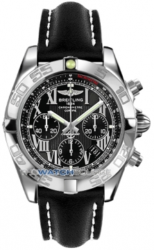 Breitling Chronomat 44 Mens watch, model number - ab011012/b956-1ld, discount price of £5,310.00 from The Watch Source