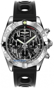 Breitling Chronomat 44 Mens watch, model number - ab011012/b956-1or, discount price of £5,310.00 from The Watch Source