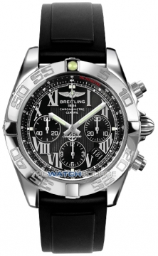 Breitling Chronomat 44 Mens watch, model number - ab011012/b956-1pro2d, discount price of £5,330.00 from The Watch Source