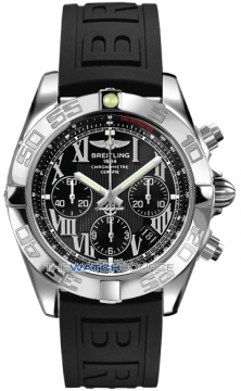 Breitling Chronomat 44 Mens watch, model number - ab011012/b956-1pro3t, discount price of £5,130.00 from The Watch Source