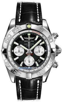 Breitling Chronomat 44 Mens watch, model number - ab011012/b967-1CD, discount price of £5,580.00 from The Watch Source