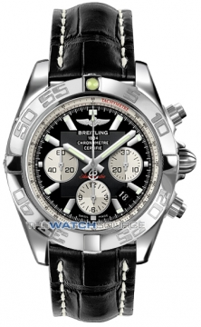Breitling Chronomat 44 Mens watch, model number - ab011012/b967-1ct, discount price of £5,440.00 from The Watch Source