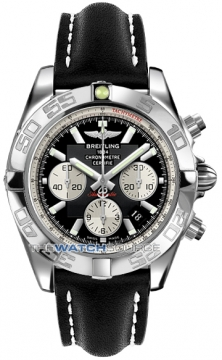 Breitling Chronomat 44 Mens watch, model number - ab011012/b967-1ld, discount price of £5,310.00 from The Watch Source