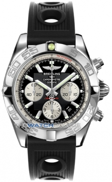 Breitling Chronomat 44 Mens watch, model number - ab011012/b967-1or, discount price of £5,310.00 from The Watch Source