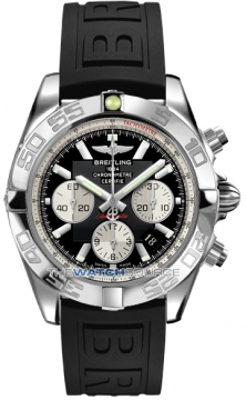 Breitling Chronomat 44 Mens watch, model number - ab011012/b967-1pro3t, discount price of £5,130.00 from The Watch Source