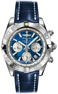 Breitling Chronomat 44 Mens watch, model number - ab011012/c788-3CD, discount price of £5,580.00 from The Watch Source