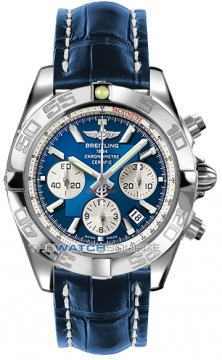 Breitling Chronomat 44 Mens watch, model number - ab011012/c788-3ct, discount price of £5,440.00 from The Watch Source