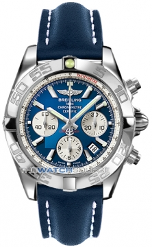 Breitling Chronomat 44 Mens watch, model number - ab011012/c788-3lt, discount price of £5,180.00 from The Watch Source