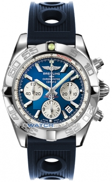 Breitling Chronomat 44 Mens watch, model number - ab011012/c788-3or, discount price of £5,310.00 from The Watch Source