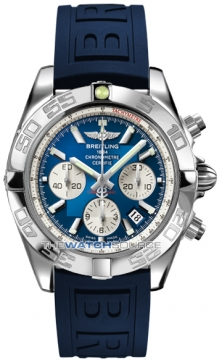 Breitling Chronomat 44 Mens watch, model number - ab011012/c788-3pro3t, discount price of £5,130.00 from The Watch Source