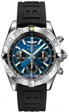 Breitling Chronomat 44 Mens watch, model number - ab011012/c789-1pro3d, discount price of £5,310.00 from The Watch Source