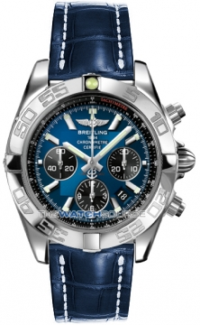 Breitling Chronomat 44 Mens watch, model number - ab011012/c789-3CD, discount price of £5,580.00 from The Watch Source
