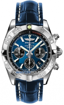 Breitling Chronomat 44 Mens watch, model number - ab011012/c789-3ct, discount price of £5,440.00 from The Watch Source