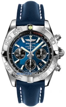 Breitling Chronomat 44 Mens watch, model number - ab011012/c789-3lt, discount price of £5,180.00 from The Watch Source