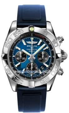 Breitling Chronomat 44 Mens watch, model number - ab011012/c789-3pro2t, discount price of £5,130.00 from The Watch Source