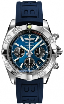 Breitling Chronomat 44 Mens watch, model number - ab011012/c789-3pro3t, discount price of £5,130.00 from The Watch Source