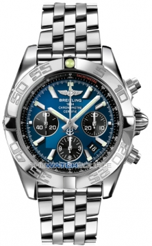 Breitling Chronomat 44 Mens watch, model number - ab011012/c789-ss, discount price of £5,980.00 from The Watch Source