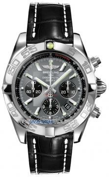 Breitling Chronomat 44 Mens watch, model number - ab011012/f546-1CD, discount price of £5,580.00 from The Watch Source