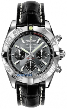 Breitling Chronomat 44 Mens watch, model number - ab011012/f546-1ct, discount price of £5,440.00 from The Watch Source
