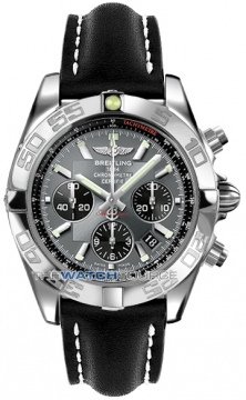 Breitling Chronomat 44 Mens watch, model number - ab011012/f546-1lt, discount price of £5,180.00 from The Watch Source