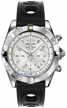 Breitling Chronomat 44 Mens watch, model number - ab011012/g684-1or, discount price of £5,310.00 from The Watch Source