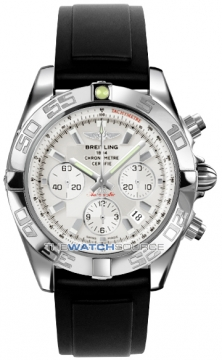 Breitling Chronomat 44 Mens watch, model number - ab011012/g684-1pro2d, discount price of £5,330.00 from The Watch Source