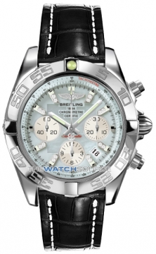 Breitling Chronomat 44 Mens watch, model number - ab011012/g686-1CD, discount price of £7,380.00 from The Watch Source