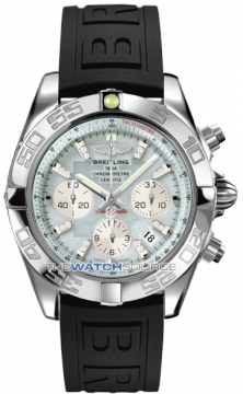 Breitling Chronomat 44 Mens watch, model number - ab011012/g686-1pro3d, discount price of £7,130.00 from The Watch Source