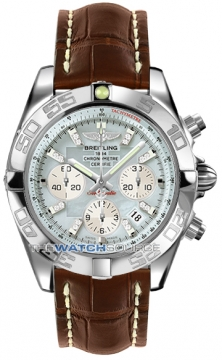Breitling Chronomat 44 Mens watch, model number - ab011012/g686-2ct, discount price of £7,220.00 from The Watch Source