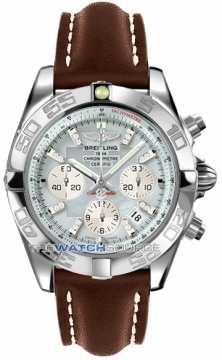 Breitling Chronomat 44 Mens watch, model number - ab011012/g686-2lt, discount price of £6,990.00 from The Watch Source