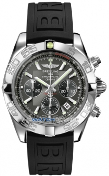 Breitling Chronomat 44 Mens watch, model number - ab011012/m524-1pro3d, discount price of £5,310.00 from The Watch Source