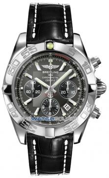 Breitling Chronomat 44 Mens watch, model number - ab011012/m524-1CD, discount price of £5,580.00 from The Watch Source