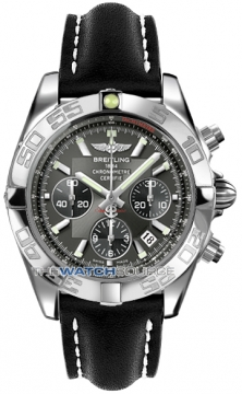 Breitling Chronomat 44 Mens watch, model number - ab011012/m524-1lt, discount price of £5,180.00 from The Watch Source