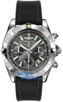 Breitling Chronomat 44 ab011012/m524/103w watch