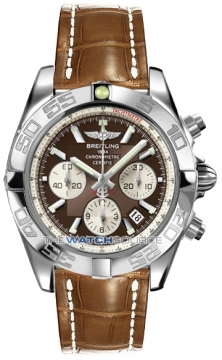 Breitling Chronomat 44 Mens watch, model number - ab011012/q575-2CD, discount price of £5,580.00 from The Watch Source