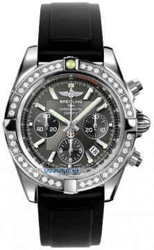 Breitling Chronomat 44 Mens watch, model number - ab011053/m524-1pro2t, discount price of £9,120.00 from The Watch Source