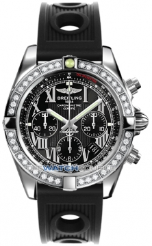 Breitling Chronomat 44 Mens watch, model number - ab011053/b956-1or, discount price of £9,340.00 from The Watch Source
