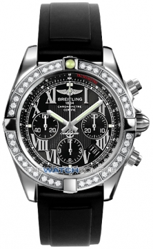 Breitling Chronomat 44 Mens watch, model number - ab011053/b956-1pro2t, discount price of £9,120.00 from The Watch Source