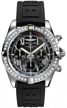 Breitling Chronomat 44 Mens watch, model number - ab011053/b956-1pro3t, discount price of £9,120.00 from The Watch Source