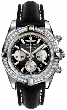 Breitling Chronomat 44 Mens watch, model number - ab011053/b967-1ld, discount price of £9,340.00 from The Watch Source