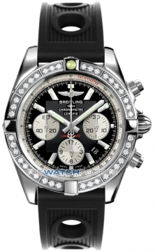 Breitling Chronomat 44 Mens watch, model number - ab011053/b967-1or, discount price of £9,340.00 from The Watch Source