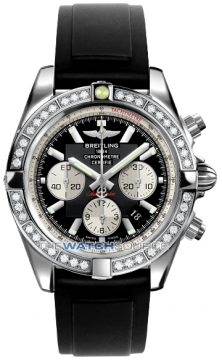 Breitling Chronomat 44 Mens watch, model number - ab011053/b967-1pro2t, discount price of £9,120.00 from The Watch Source