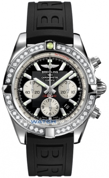 Breitling Chronomat 44 Mens watch, model number - ab011053/b967-1pro3t, discount price of £9,120.00 from The Watch Source